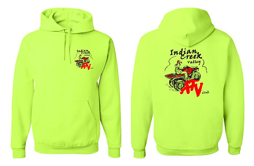 Indian Creek ATV | Jerzees - NuBlend Pullover Hooded Sweatshirt - 996MR