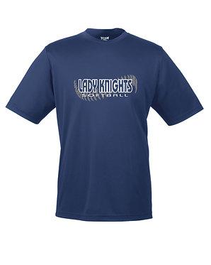 KNIGHTS | Team 365 Performance T-Shirt - Navy   TT11/ TT11W/TT11Y