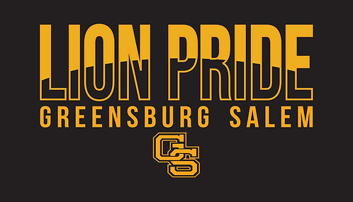 Lion Pride - Greensburg Salem