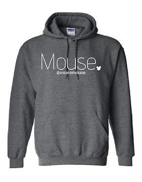MOUSE | Jerzees - NuBlend Hooded Sweatshirt - 996MR