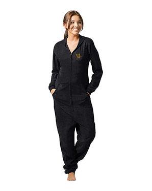 LOVELY DAY   Boxercraft - Union Suit - U01 - Black