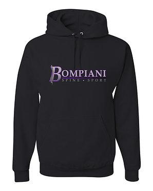 BOMPIANI - JERZEES - NuBlend® Hooded Sweatshirt - 996MR