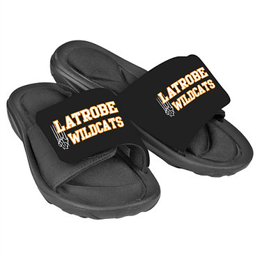 LATROBE FOOTBALL   Slides