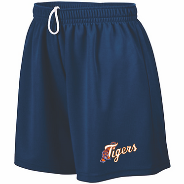 Augusta Sportswear - Women's Wicking Mesh Shorts - 960 - NAVY