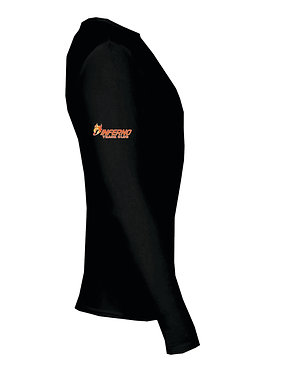 INFERNO | Augusta HYPERFORM COMPRESSION LONG SLEEVE SHIRT - 2604