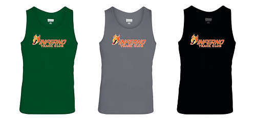 INFERNO | Augusta Sportswear - Training Tank - MENS: 703 LADIES: 1705