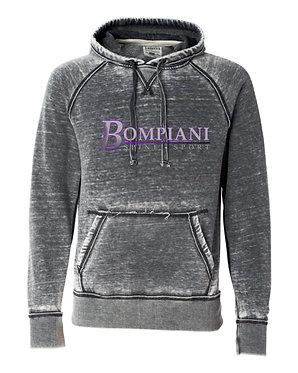 BOMPIANI - Vintage Zen Fleece Hooded Sweatshirt - 8915