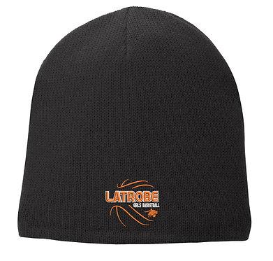 LATROBE GIRLS BASKETBALL |  Port & Company Fleece-Lined BeanieVCP91L