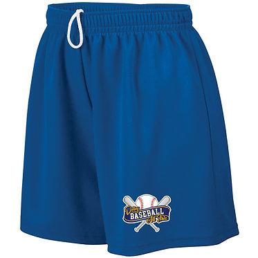 Augusta Sportswear - Women's Wicking Mesh Shorts - 960 -ROYAL