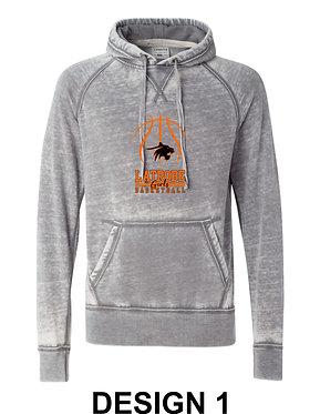 LATROBE GIRLS BASKETBALL | J. America - Zen Fleece Hooded Sweatshirt - 8915