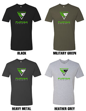 FURYAN | Next Level - Premium Short Sleeve Crew - 3600