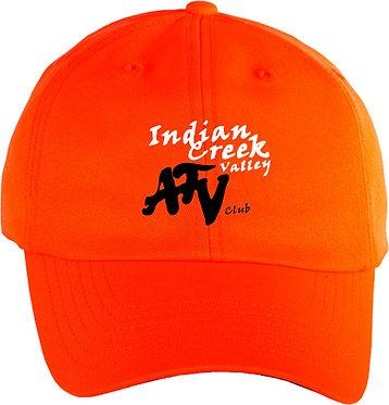 Indian Creek ATV | Performance Fabric Polyester Cap - 7775