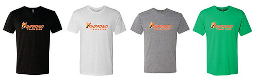 INFERNO   Next Level - Triblend Crew - Adult/6010; Youth/6310