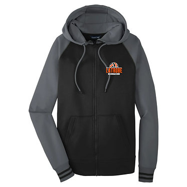 LATROBE VOLLEYBALL  Sport-Tek Varsity Fleece Full-Zip Hooded Jacket - ST236