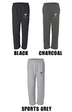 FURYAN | Gildan - DryBlend Open Bottom Pocketed Sweatpants - 12300