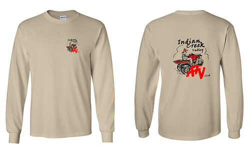 Indian Creek ATV | Gildan - Ultra Cotton Long Sleeve T-Shirt -2400