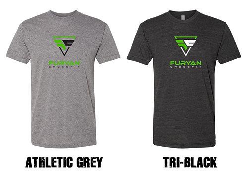 FURYAN | American Apparel - Triblend Track T-Shirt - USA - TR401US