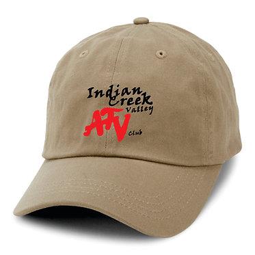 Indian Creek ATV | Garment Washed Cotton Twill Cap - 897