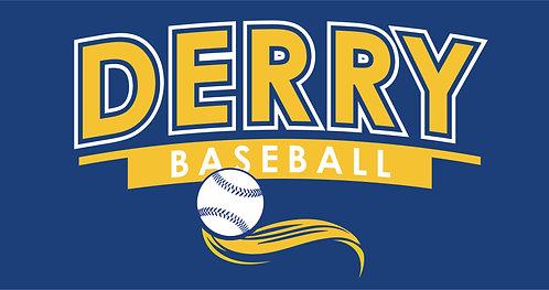 DERRY BALL - BASEBALL