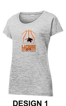 LATROBE GIRLS BASKETBALL | Sport-Tek® Ladies  Electric Heather Sport | LST390
