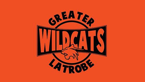 Orange Greater Latrobe Wildcat