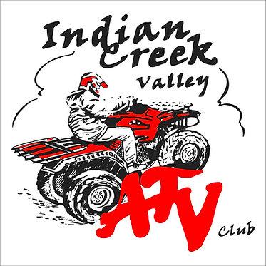 Indian Creek ATV | Decal