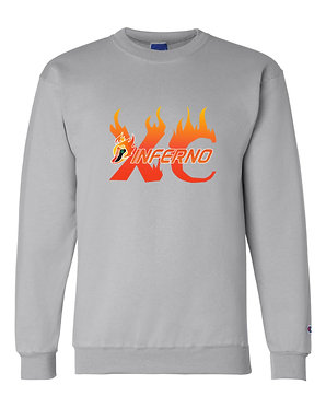 INFERNO | Champion - Crewneck Sweatshirt - S600