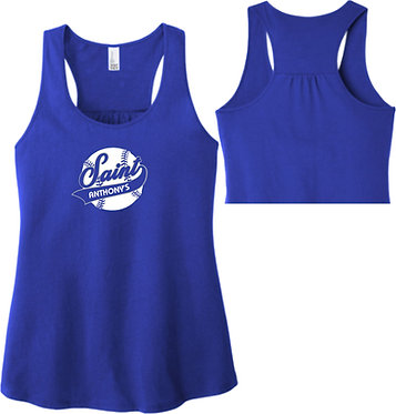 District Made Womens Flowy Tank - DT6302