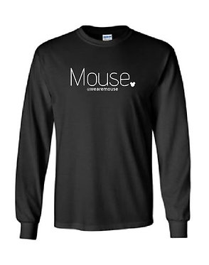 MOUSE | Jerzees - Dri-Power® 50/50 LS T-Shirt - 29LS