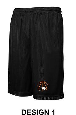 LATROBE GIRLS BASKETBALL | Badger - B-Core Pocketed Shorts - 4119