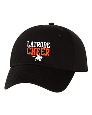 LATROBE CHEER | Unstructured Washed Chino Twill Cap - VC350