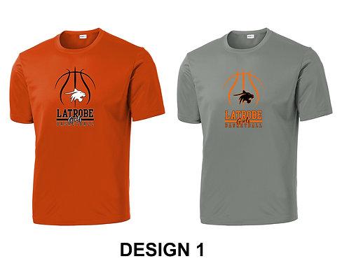 LATROBE GIRLS BASKETBALL | Sport-Tek® PosiCharge® Competitor™ Tee -ST350