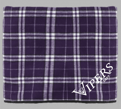 VIPERS | Boxercraft - Flannel Blanket - FB250