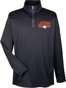 LATROBE CHEER | Men's Cool & Dry Sport Quarter-Zip Pullover - 8230