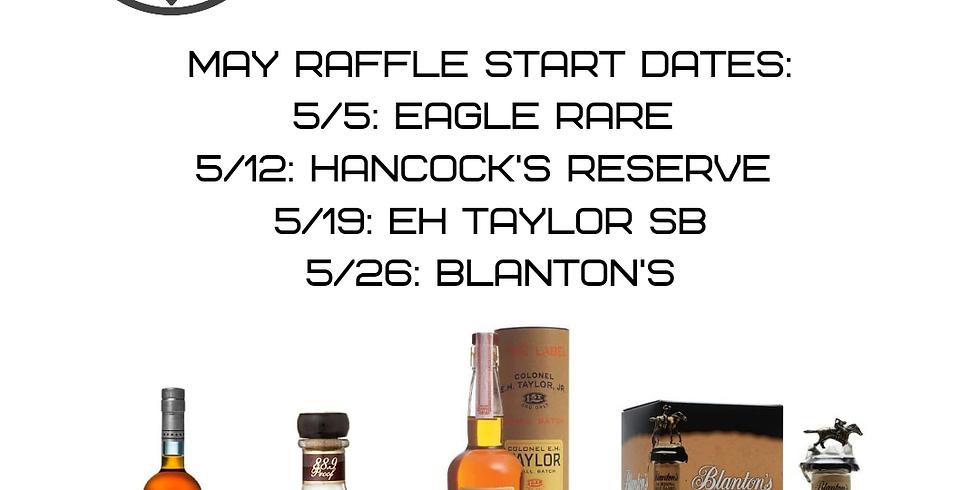 Eagle Rare Raffle