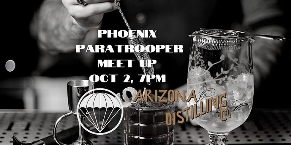 Phoenix Area Paratrooper Pint Night