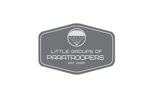 LGOP PATCH STICKER