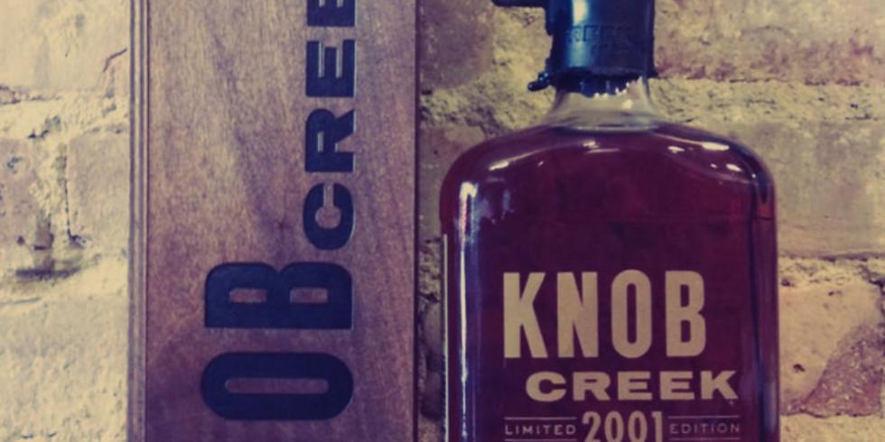 Knob Creek 2001 Limited Edition Batch 4