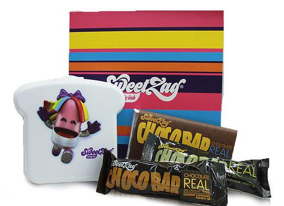 Gift Box Sandwichera Bow
