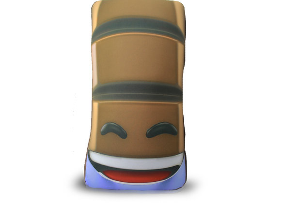 Almohada Personaje Choco