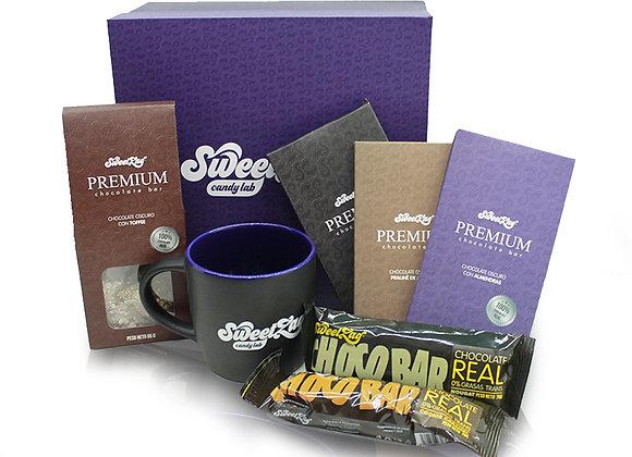 Gift Box Taza + Chocolates SZ