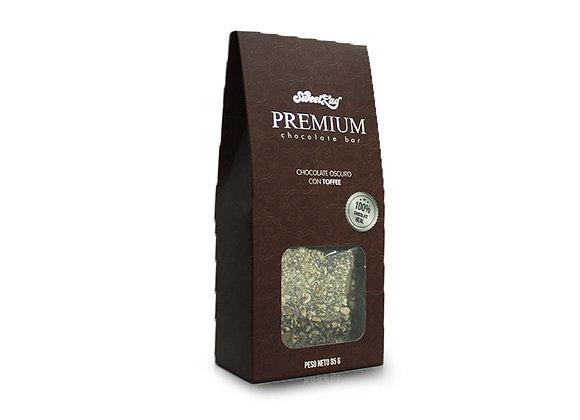 Premium Chocolate bar Toffe
