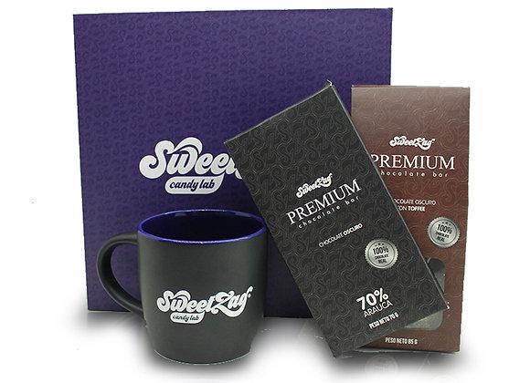 Gift Box Taza + 2 Chocolates SZ