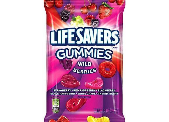 LifeSavers Gummies Wild Berries
