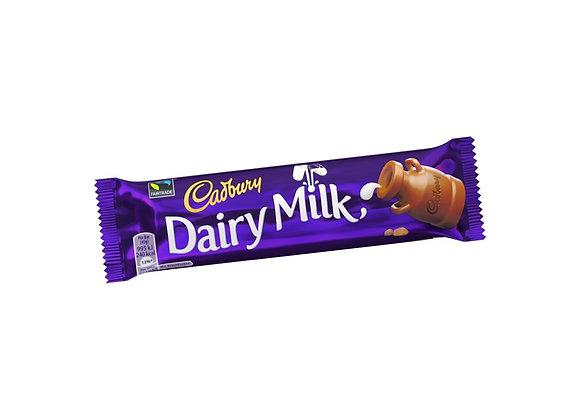 Cadbury barra