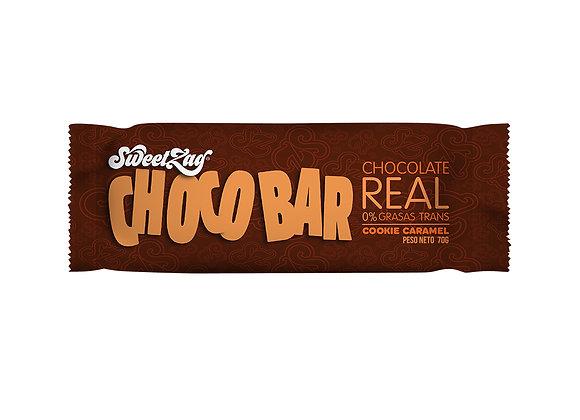 ChocoBar Cookie Caramel
