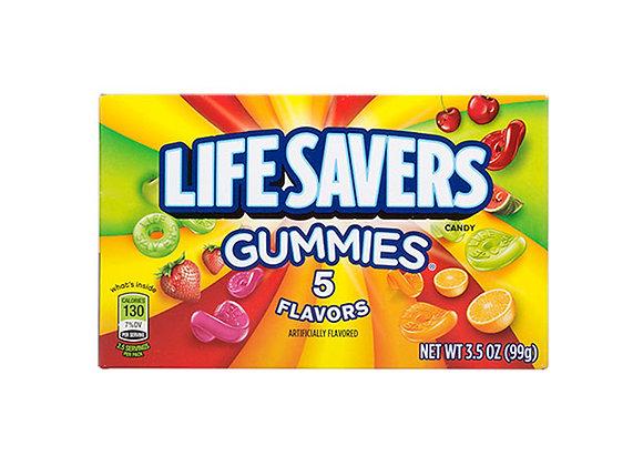 LifeSavers Gummies 5 flavors Box