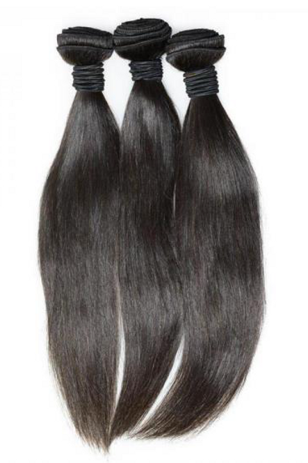 Straight Natural Black Bundles