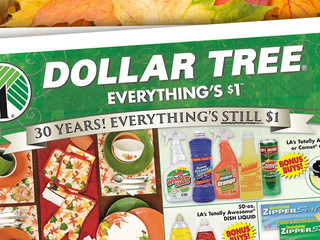 Dollar Tree Opens at Quarry Walk