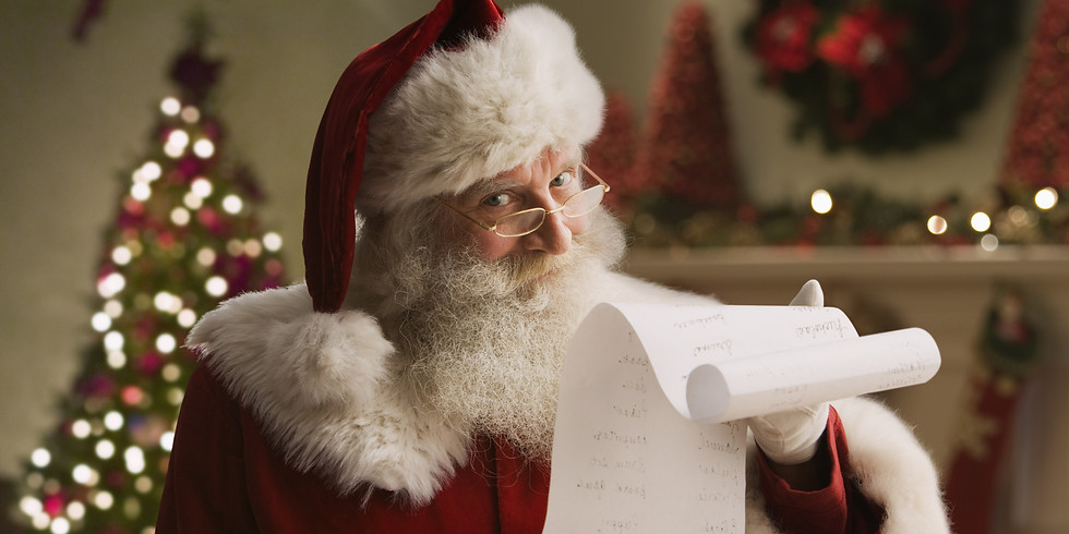 Free Photos with Santa Claus